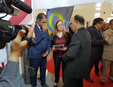 TTG Garniture PetroServ 2017 Visite du Ministre
