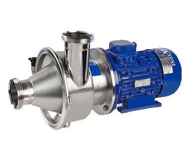 Pompe Centrifuge à Roue Hélicoïdale FL–CH